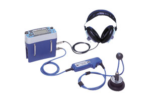 Water Leak Detection Equipment - DNR-18 - Fuji Tecom